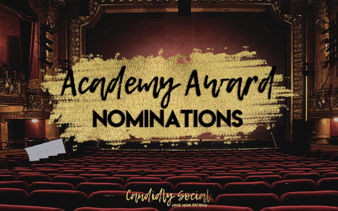 2018 Academy Award Nominations