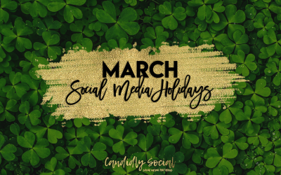 March Social Media Holidays