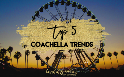 Top 5 Trends of Coachella