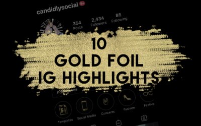 10 Gold IG Highlights